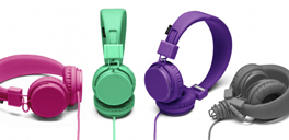 colored headphones