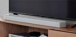 bose soundbar 700 on display