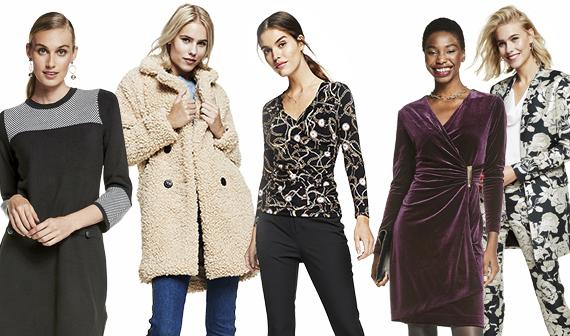 Jusqu'à 50 % de rabais sur la mode pour femmes!