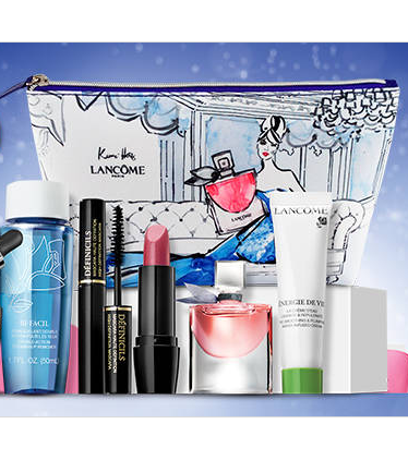 Lancome 7pc Gift Set
