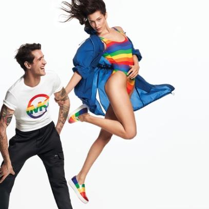 Michael Kors Rainbow Colours