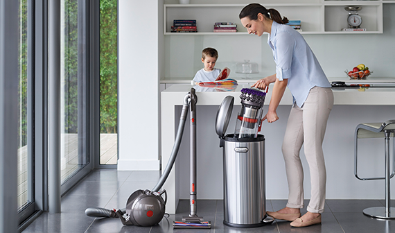 Dyson Animal vacuums