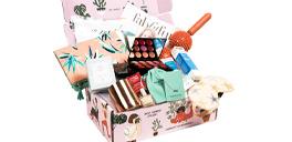 merchandise in a fabfitfun box