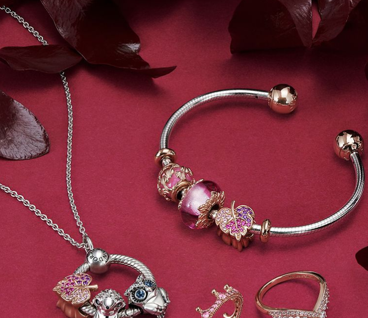 Pandora Free shipping with orders over $75