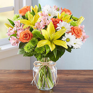 1800 Mixed Flowers