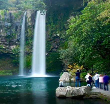 Expedia Waterfall