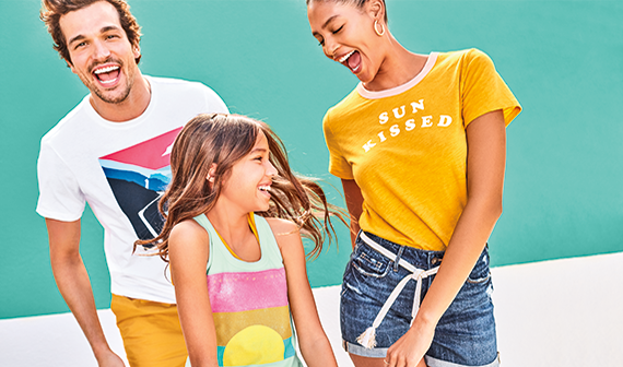 Old Navy Family