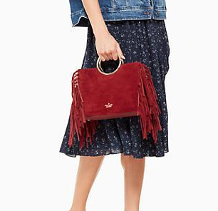 Kate Spade WOman With Bag