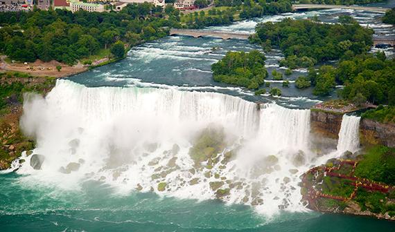 Expedia Waterfall image