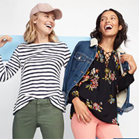 Old Navy Friends