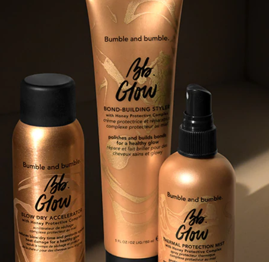 Bumble bumble Free Glow Up Kit with $30 order!