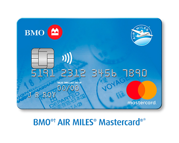 AIR MILES Credit Cards
