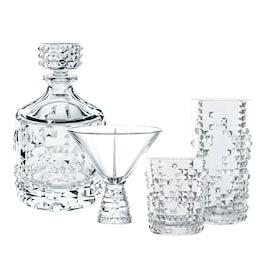 Linen Chest Glass Set
