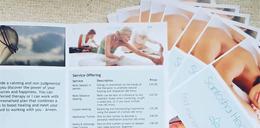 yoga brochure
