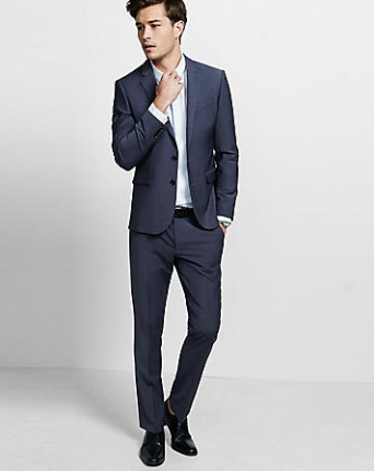Express Mens Suit