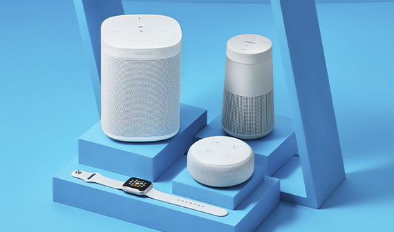 Apple, Sonos and Google devices