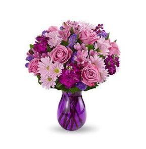 1800 FLowers purple