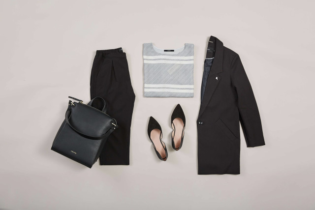 Business Outfit Semi-Formal