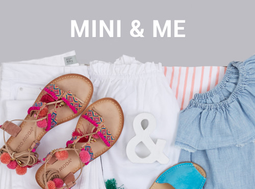 Mine & me: style je kindje - Zalon outfits