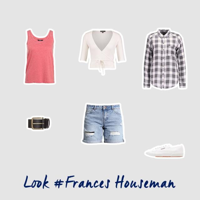 "Frances ""Baby"" Houseman inspiriertes Outfit"