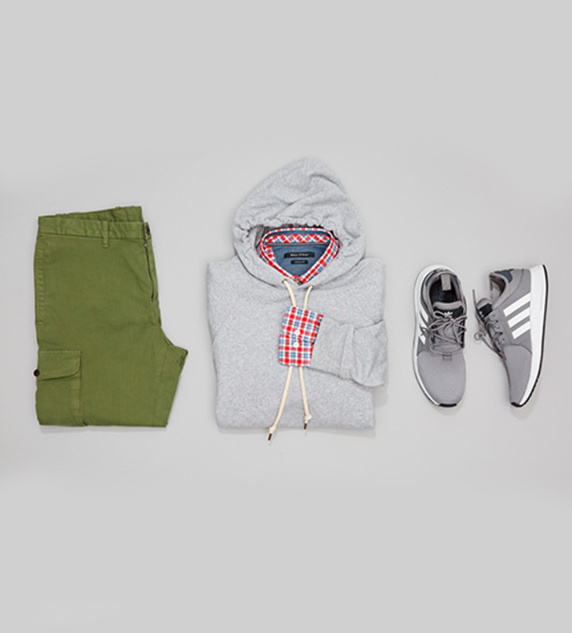 Herenoutfit met Zalon - Outfit 1