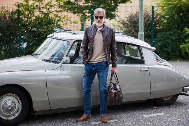 Gesehen in Berlin: coole Maenner Outfits mit Zalon