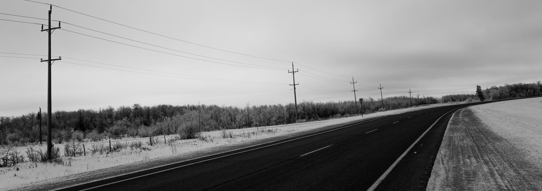 Highway 8, Manitoba, Canada