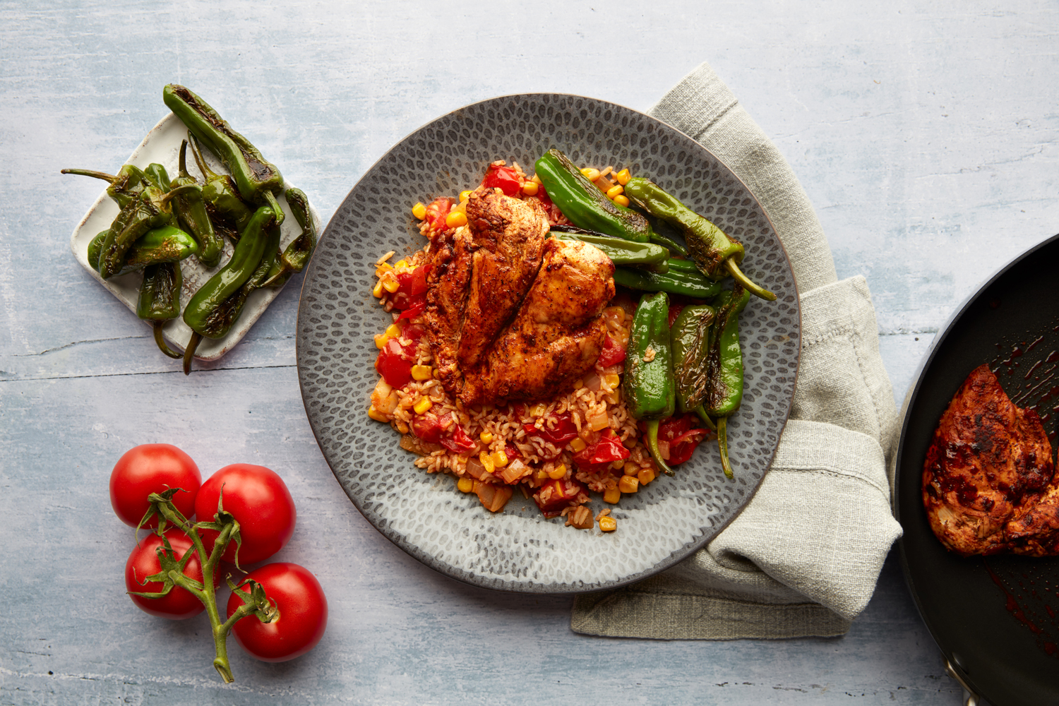 Butterflied-chicken,-peppers,-spanish-style-rice_1-RS