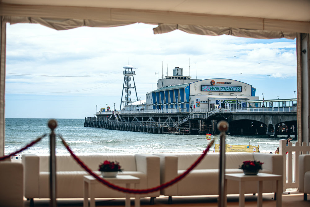 event-prouction-aub-bournemouth-pier-view