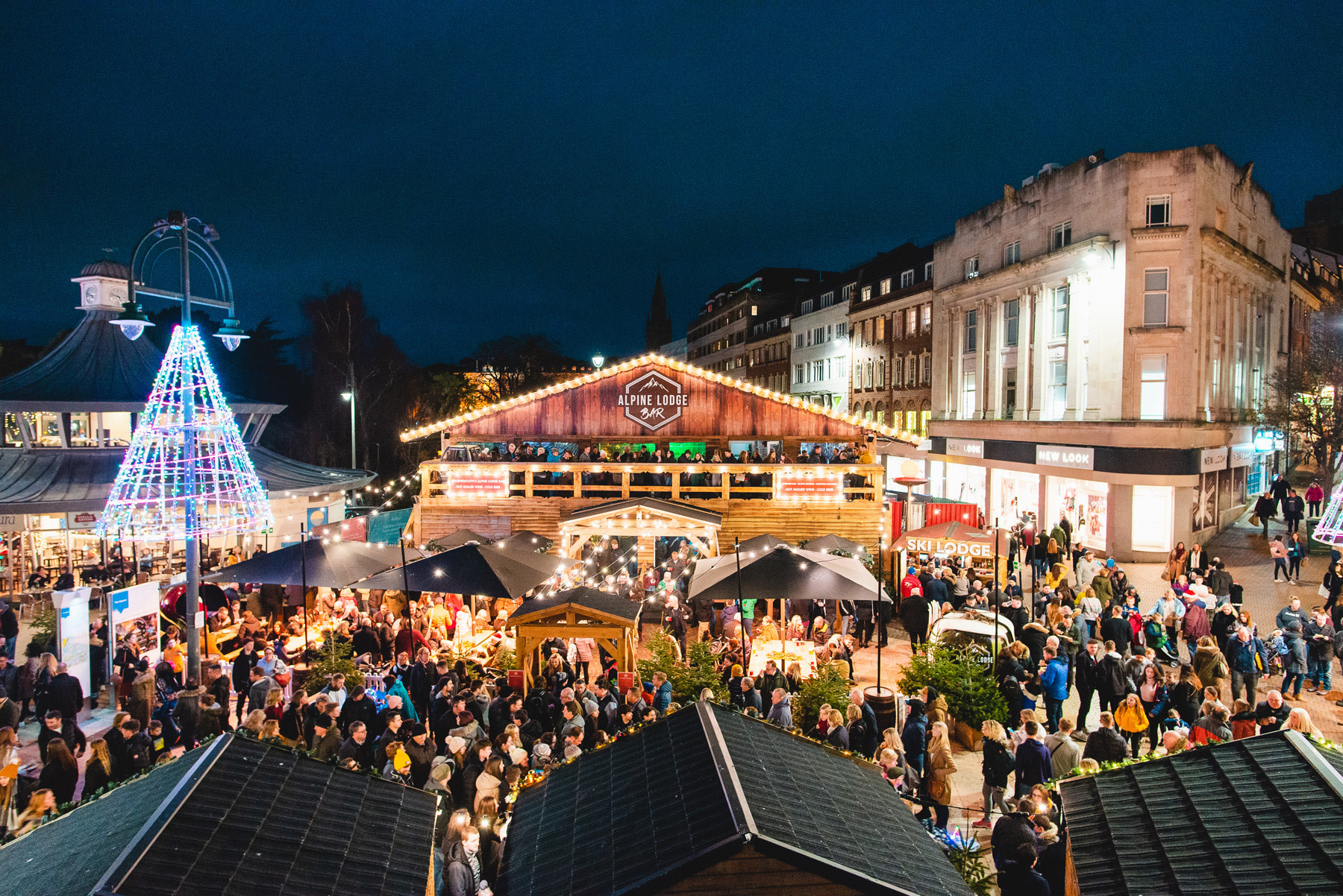 event-production-bournemouth-christmas-aerial-view