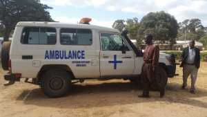 Centenary Ambulance