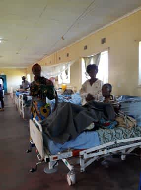 Delivering Care in Chitambo Hospital