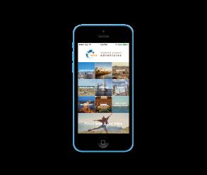 Weekend Student Adventures iOS App