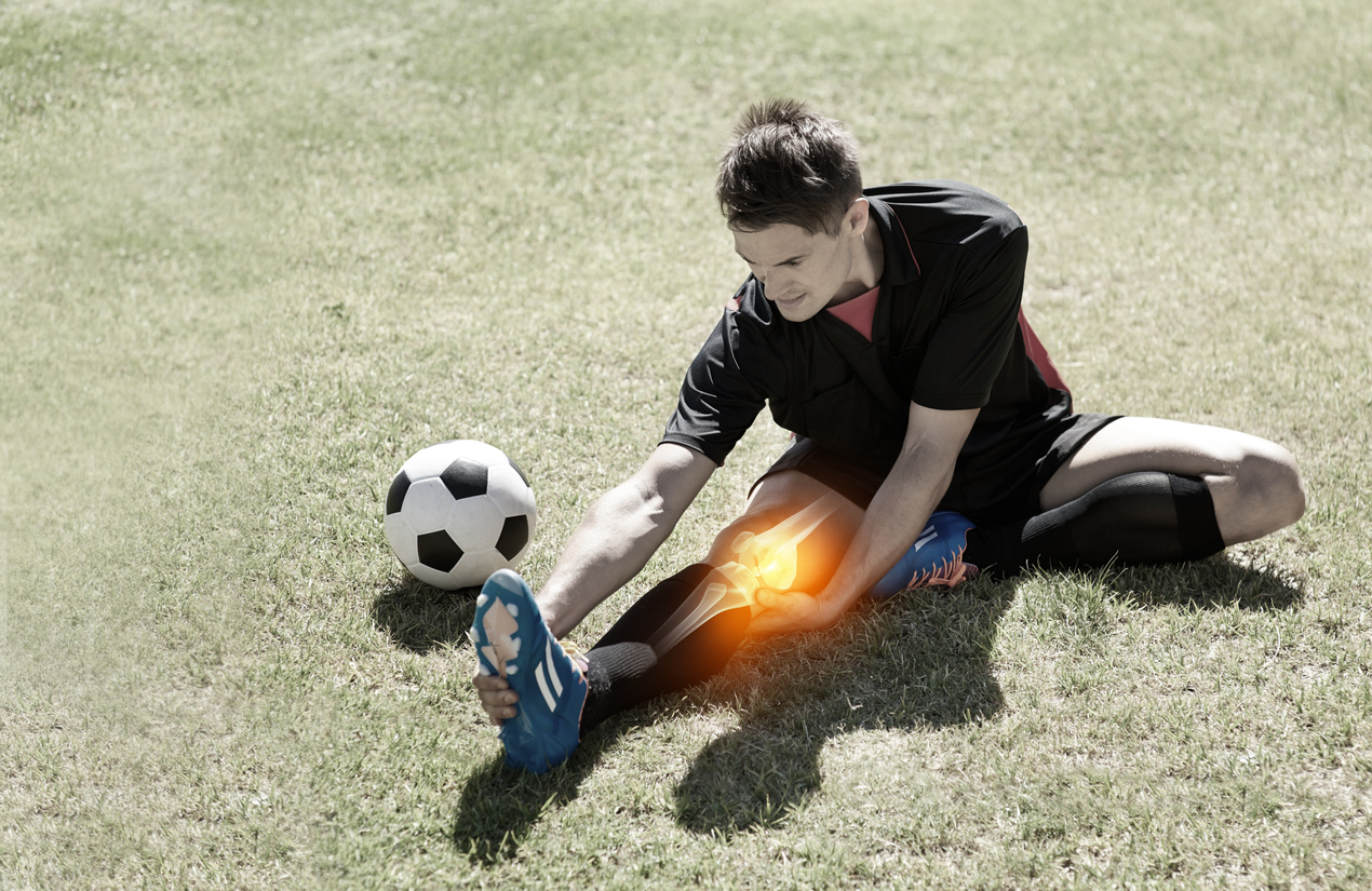 5 common soccer injuries