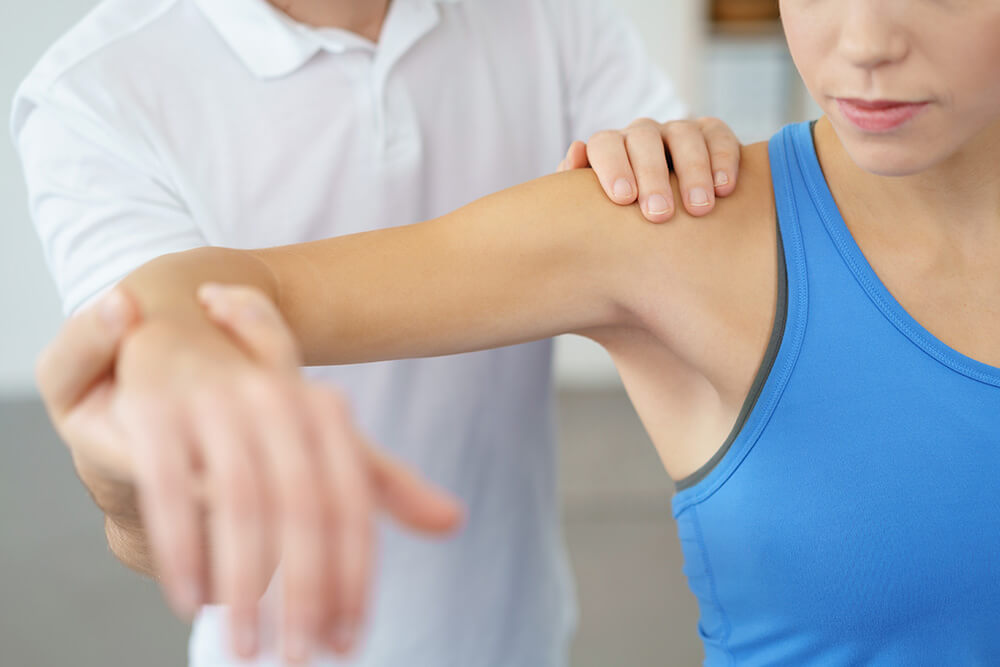 Physiotherapy for Shoulder Pain and Injury