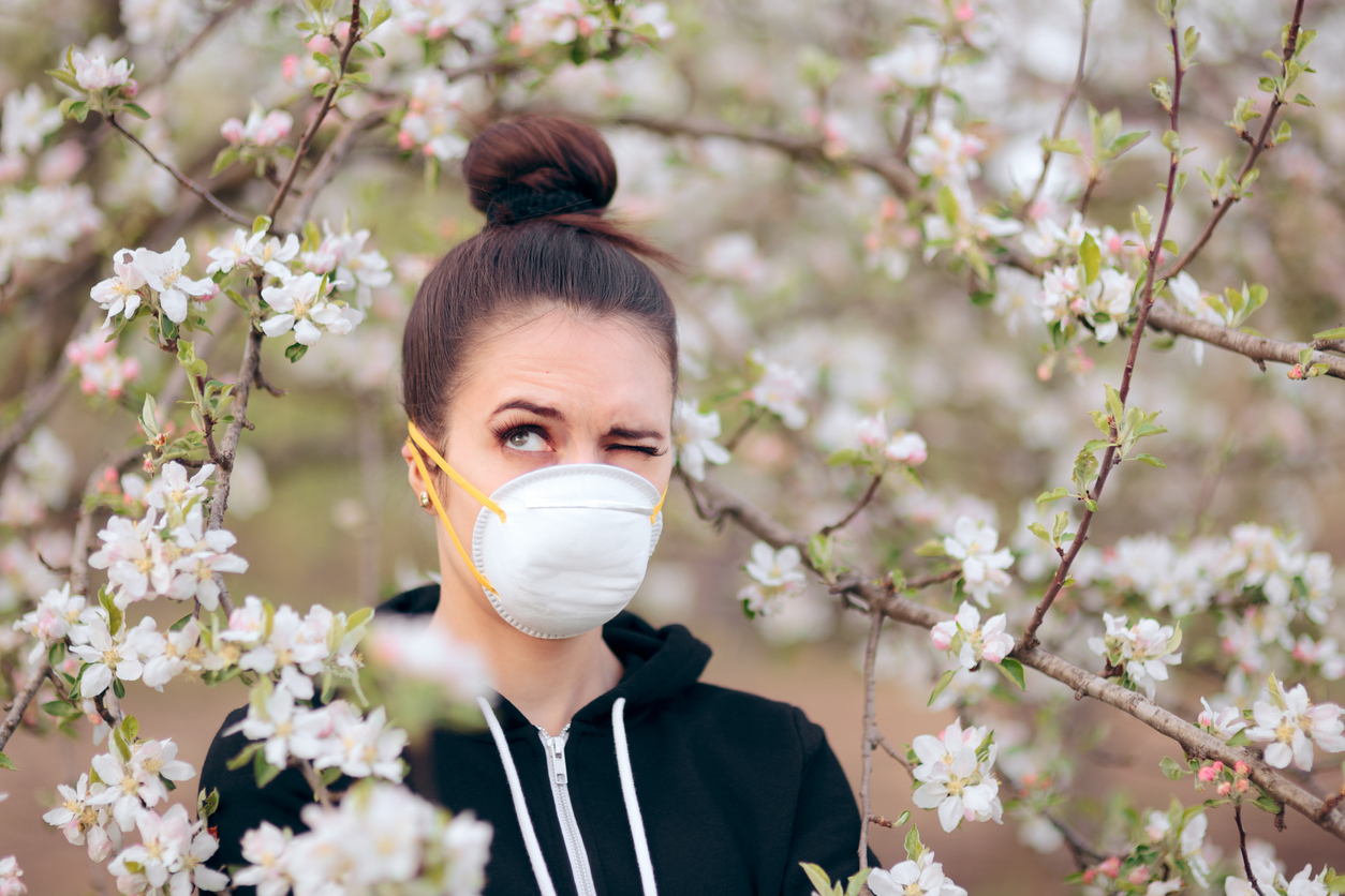 Climate Change & Spring Allergies