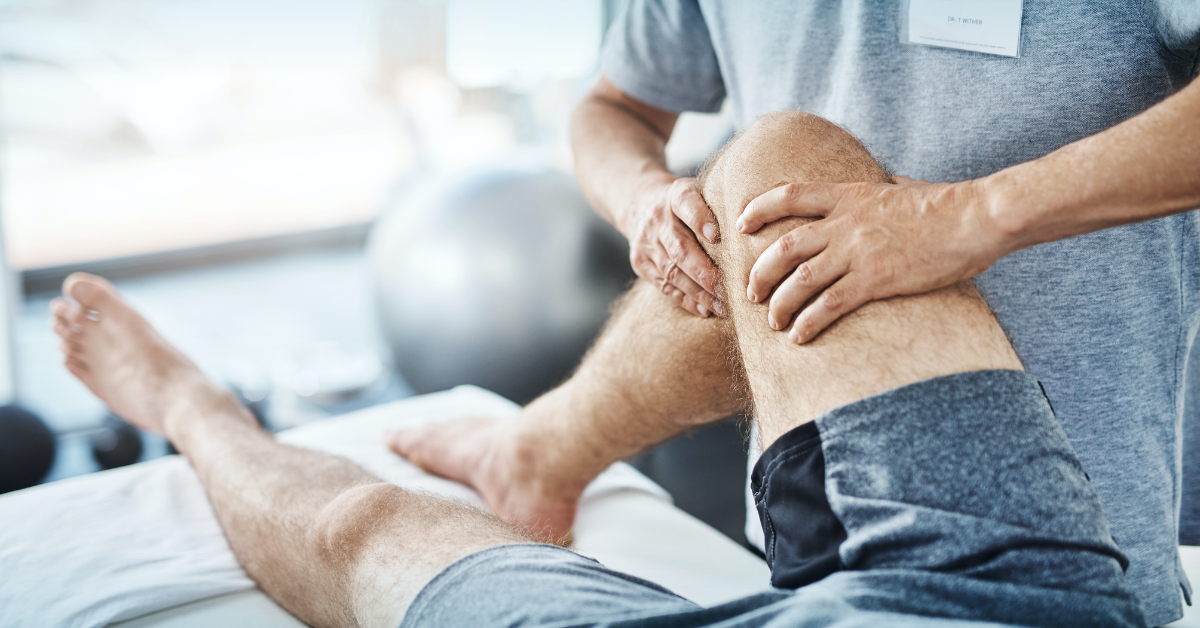5 Stages of Injury Rehabilitation