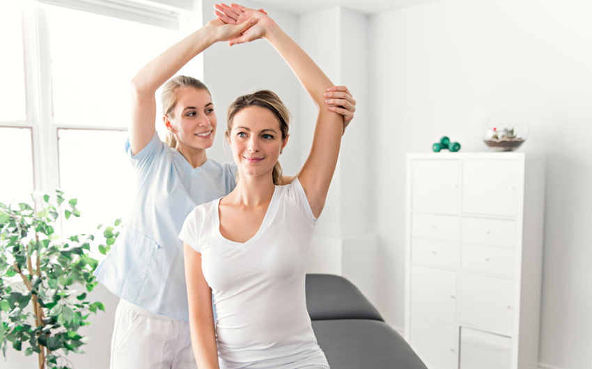 Physiotherapy - Helping people with Movement