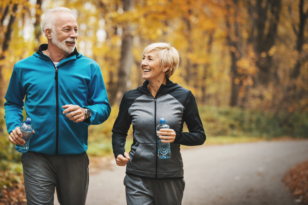 Healthy Active Ageing