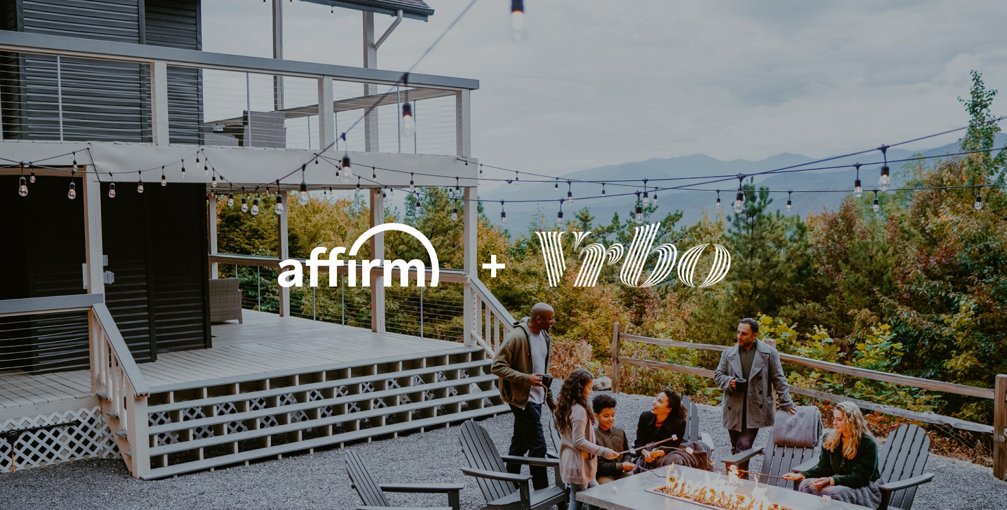 Vrbo and Affirm