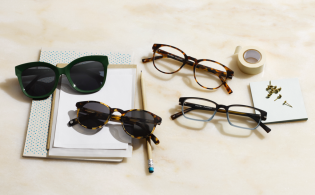 Warby Parker background