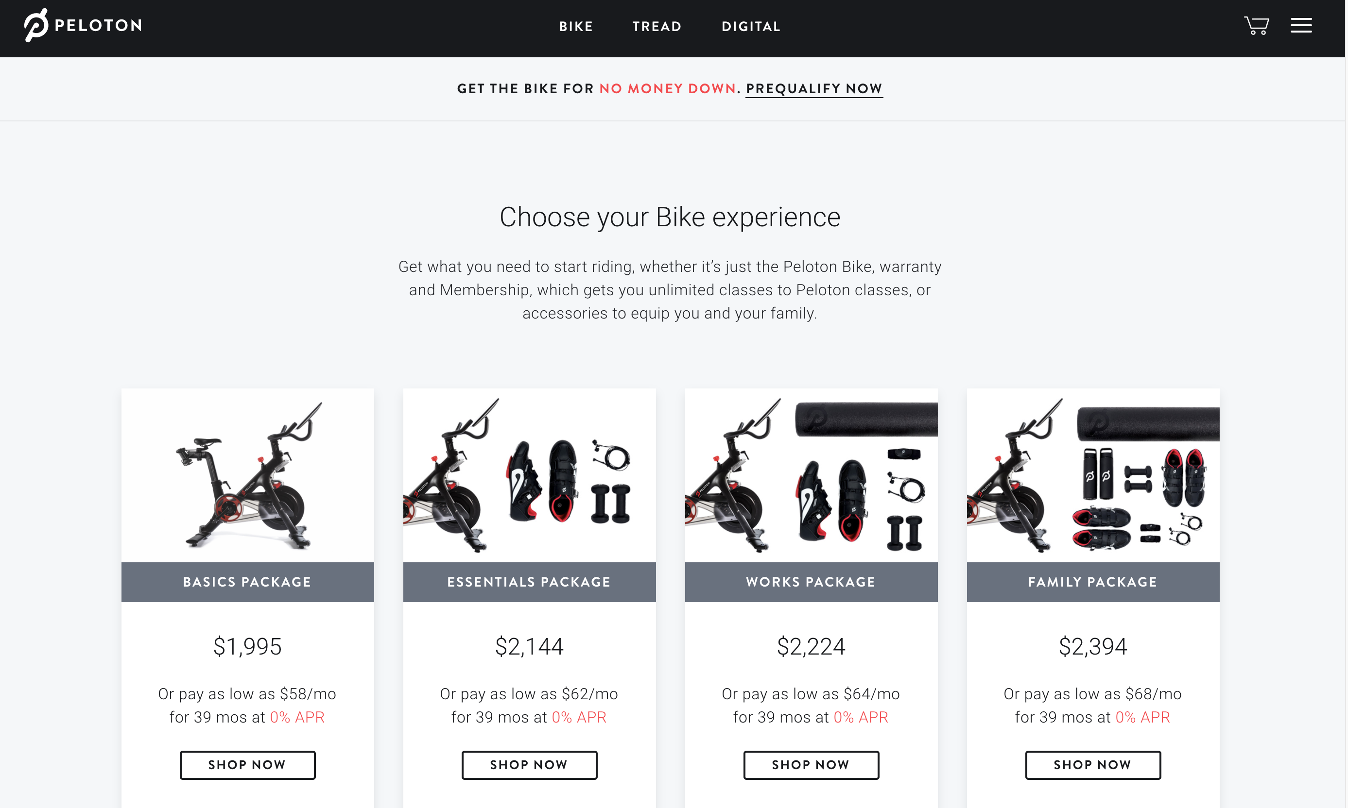 Affirm offer leads to lift in sales conversion for Peloton - Image 2