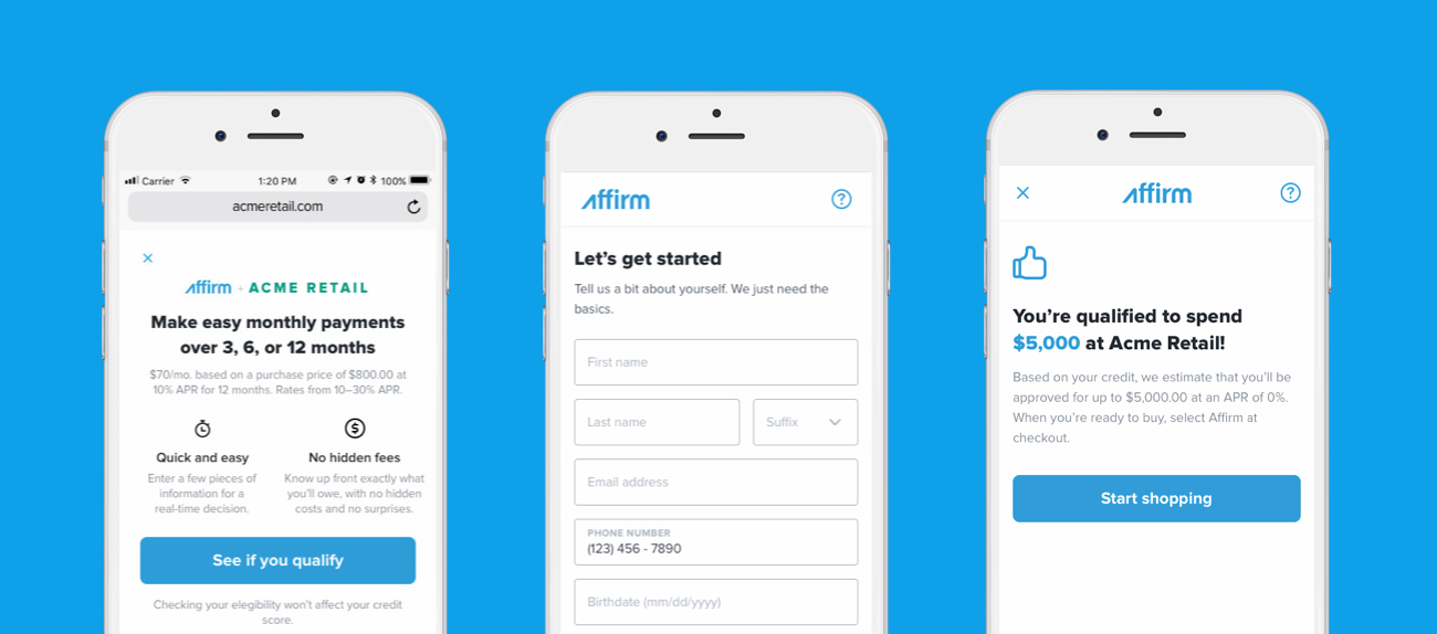 Introducing the Affirm Summer 2018 Upgrade - Image 2