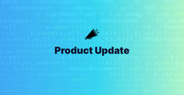 Blog post image: Product Update: December 2019