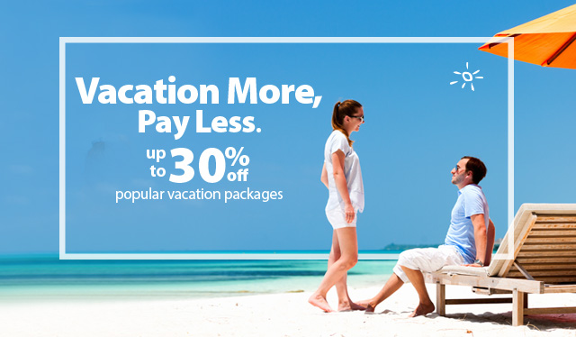 All Inclusive Vacation Packages For All Occasions