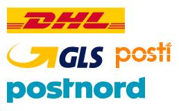 Shipping providers - FI