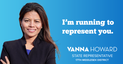 I'm Running to Represent You
