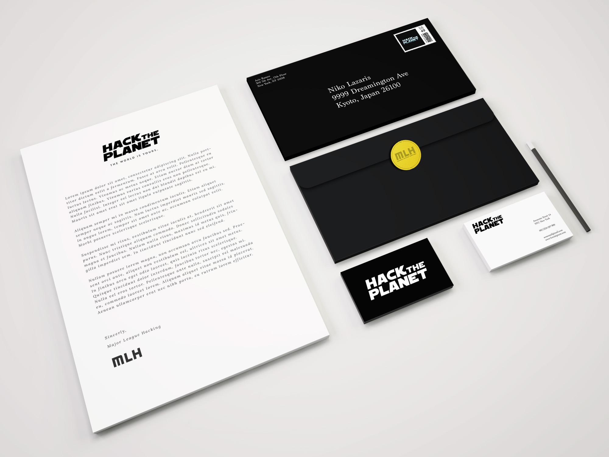 htp envelope package
