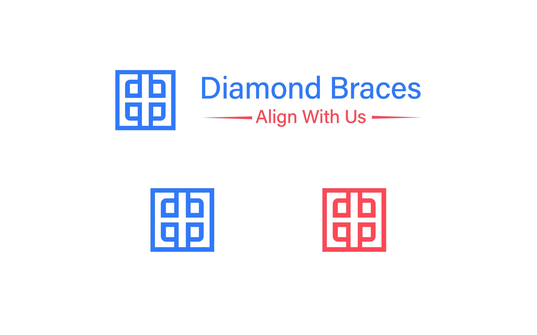 Logo Assets - Diamond Braces