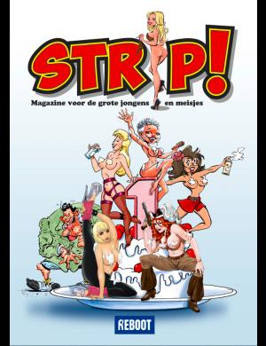 STRIP! magazine voor grote jongens en meisjes